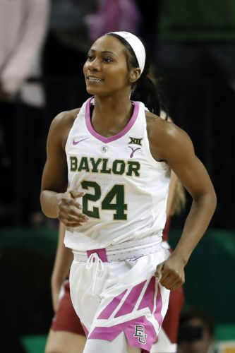 Jackson leads No. 1 Baylor women in 87-53 win over Oklahoma