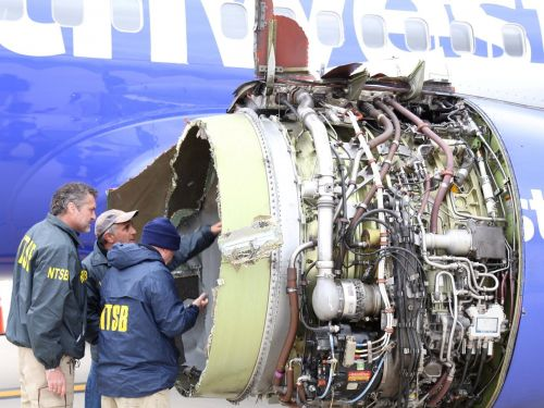 The FAA has ordered inspections of the type of jet engines that failed on deadly Southwest flight