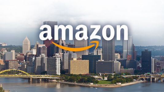 Amazon narrows list of possible HQ2 cities, and Pittsburgh is on it