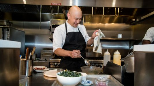 For One Fine-Dining Chef, Cutting Food Waste Saves The Planet And The Bottom Line