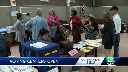 New voting centers in Sacramento Co. prepare for primary elections