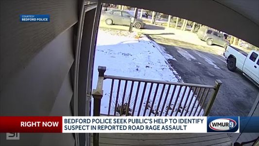 Bedford police seek public's help to identify vehicle involved in road rage incident