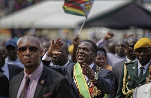 'We dare not squander the moment:' Zimbabwe's new leader