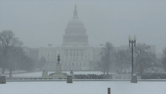 Winter storm causing problems across country