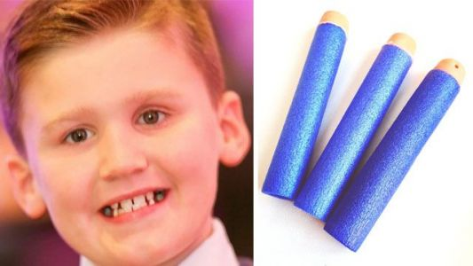 Report: 9-year-old boy loses eye after getting shot with Nerf gun