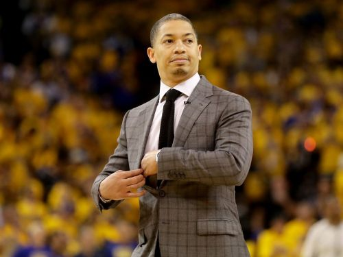 Cleveland Cavaliers head coach Tyronn Lue is taking a leave of absence due to health issues