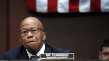 Trump Making 'A Lot Of Money' In White House, Elijah Cummings Says