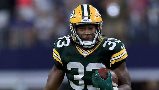 Aaron Jones injury update: Packers place RB on injured reserve
