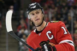 Chicago Blackhawks place Jonathan Toews and Kirby Dach on long-term injured reserve