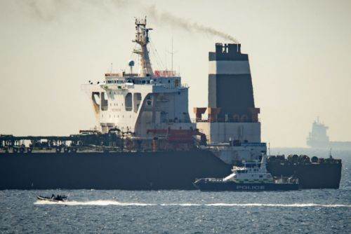 Iran tanker seizure linked to earlier act by UK marines