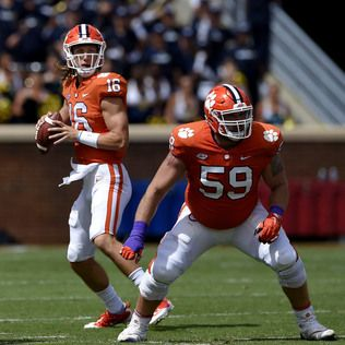 No. 3 Clemson names freshman Trevor Lawrence new starting QB