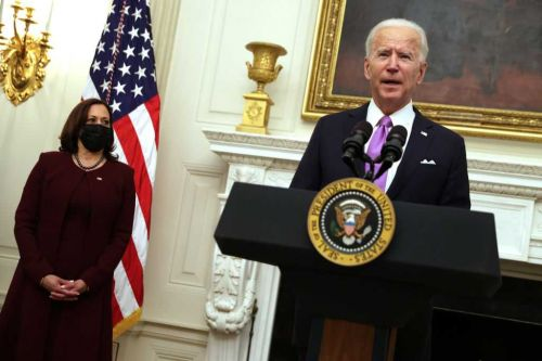 Biden reversing Trump ban on transgender people in military
