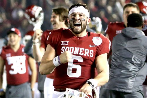 Browns take Baker Mayfield with No. 1 pick in NFL draft