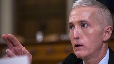 Rep. Trey Gowdy To Trump's Laywer: If You Have An Innocent Client, 'Act Like It'