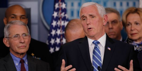 Mike Pence just said the US is 'most comparable' to Italy now after the White House downplayed the coronavirus threat for weeks