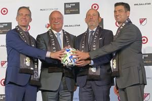 MLS to meet Mexican league counterparts in All-Star Game