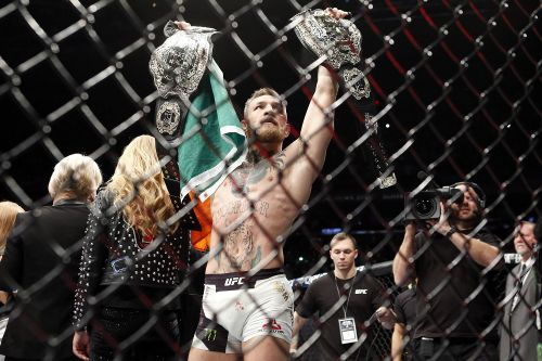 Olympic gold medalist Jordan Burroughs says he's not working with Conor McGregor for UFC 229