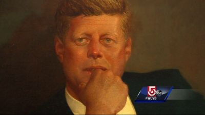 New exhibit features 100 artifacts from JFK's life