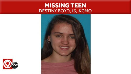 KCPD asks for help in finding missing 16-year-old