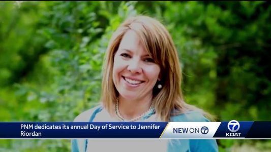 PNM's Day of Service dedicated to woman killed in Southwest accident