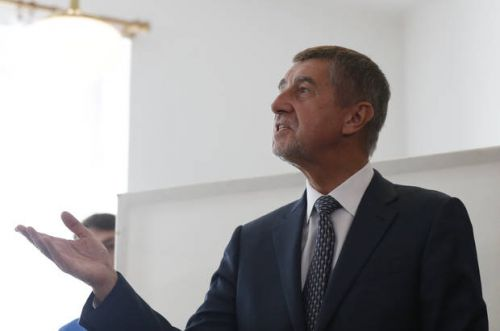 The Latest: Centrist Babis leads early results in Czech vote
