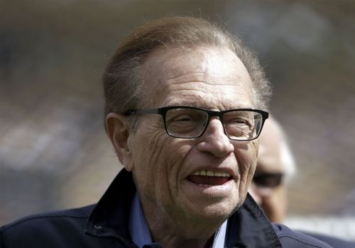 Larry King loved 'dumb' questions. With them, he helped write cultural history
