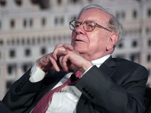 Warren Buffett's Berkshire Hathaway loads up on more shares of Goldman Sachs