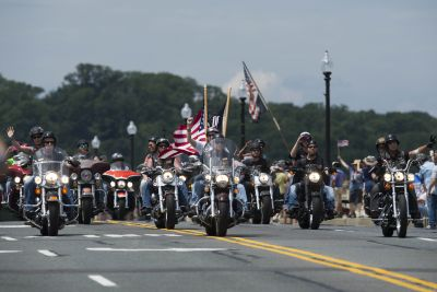 This parade is guaranteed to restore your faith in America