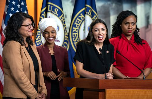 'The Squad' just can't stop slamming Pelosi