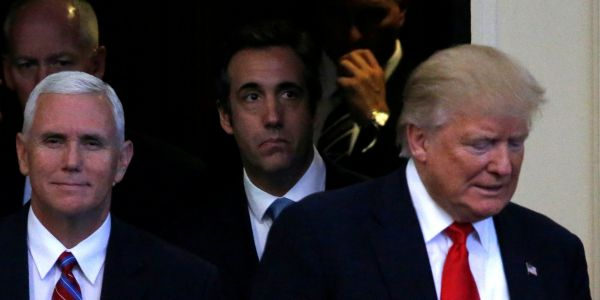 Republicans shrug off Cohen implicating Trump in crimes as Democrats shout that no one is above the law