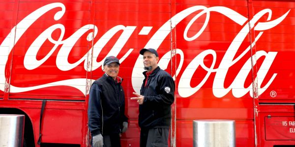 A day in the life of a NYC Coca-Cola delivery truck driver, who gets to work at 4 a.m. and spends his morning pushing 175-pound carts full of bottles through Penn Station