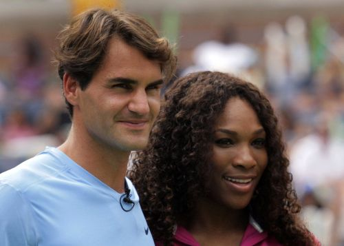 People are asking who would win in a match between Roger Federer and Serena Williams - and the winner is clear