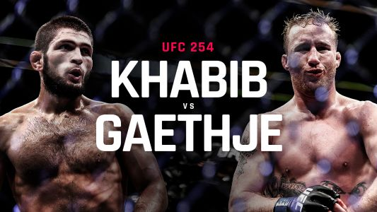 What time is Khabib vs. Gaethje today? UFC 254 PPV schedule & main card start time