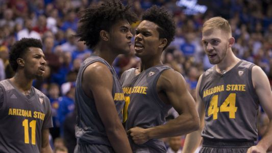 Time to take No. 16 Arizona State seriously after upset of No. 2 Kansas