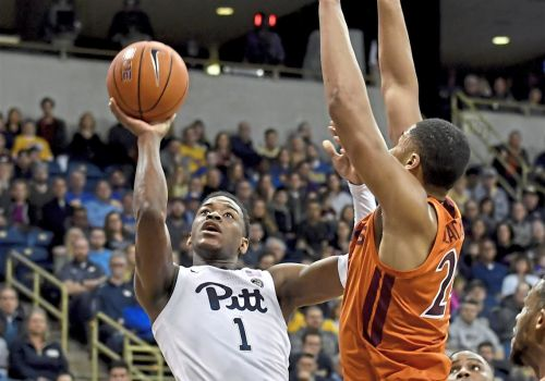 Pitt unable to contain Virginia Tech in 70-64 loss in men's basketball