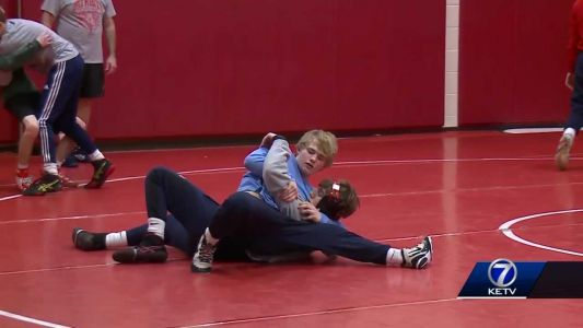 Millard South wrestler fights to return to the mat