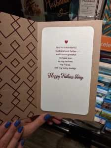 Target apologizes, pulls 'Baby Daddy' Father's Day card off shelves