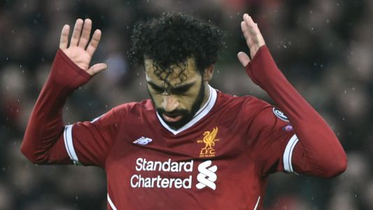 Sensational Salah takes Roma apart as Liverpool put one foot in Champions League final