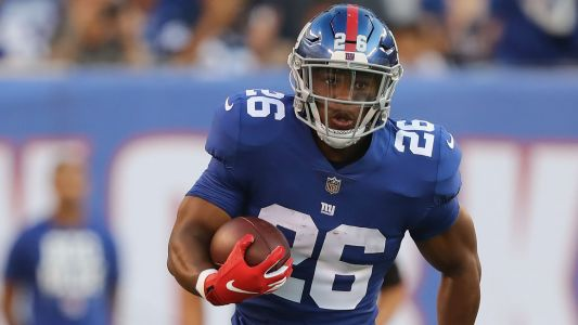 How long is Saquon Barkley out? Injury timeline, return date, latest updates on Giants RB