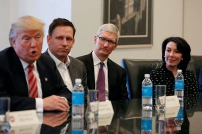 Trump is President. What's Silicon Valley going to do about it?