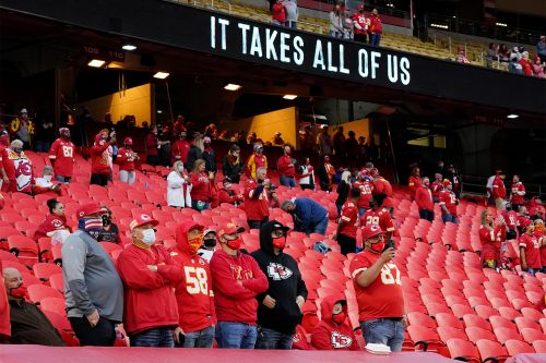 Fan who attended Chiefs game tests positive for coronavirus