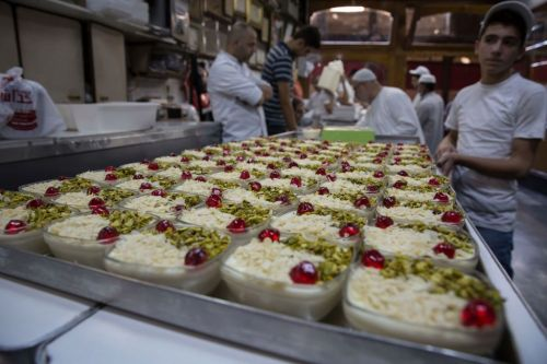 The Middle Eastern ice cream poised to swarm social media