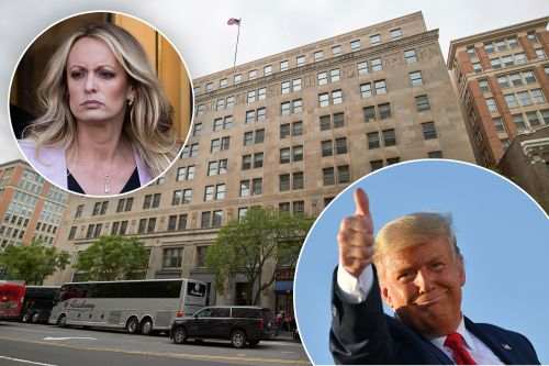 Trump calls Stormy Daniels claims a 'chapter of Fake News' as FEC drops case