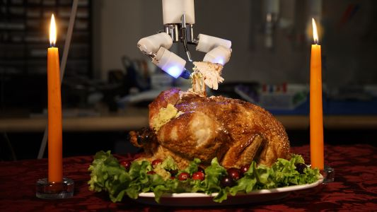 NU serves up high-tech Thanksgiving post