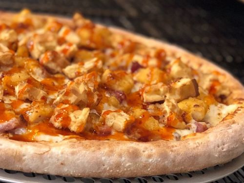 Papa John's is adding a chicken-and-waffle pizza to the menu