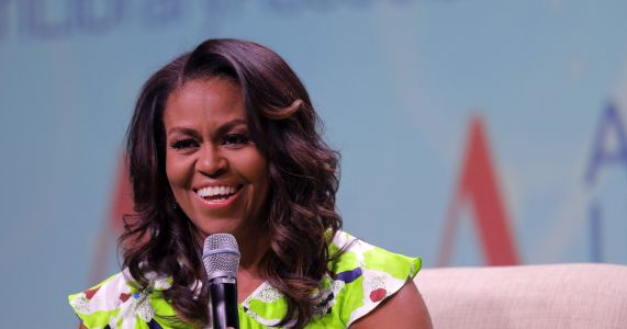 Michelle Obama's memoir conveys lessons of an eventful life