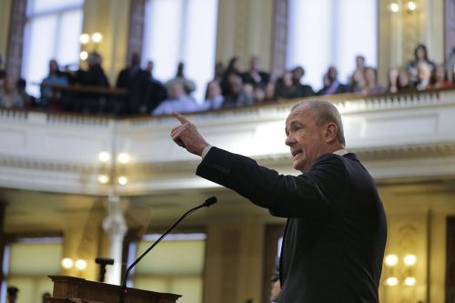 New Jersey's high stakes battle to legalize marijuana