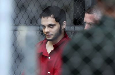 Airport shooting suspect back in court for bail hearing
