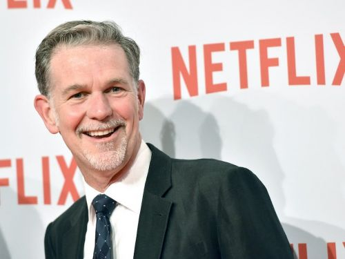 The classic management books that inspired Netflix cofounder Reed Hastings to build a wildly successful company with a unique culture