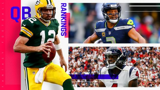 2018 Fantasy Football Rankings: Quarterback